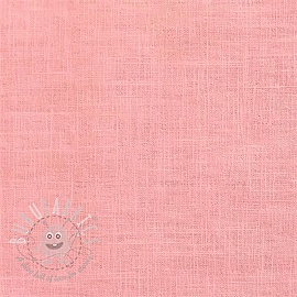 Linen enzyme washed baby rose