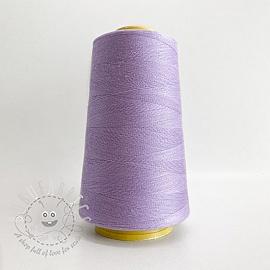 Lock yarn 2700 m lilac
