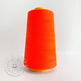 Lock yarn 2700 m neon orange