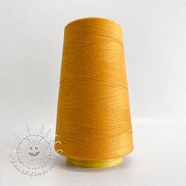 Lock yarn 2700 m ochre