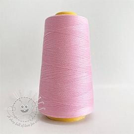 Lock yarn 2700 m pink