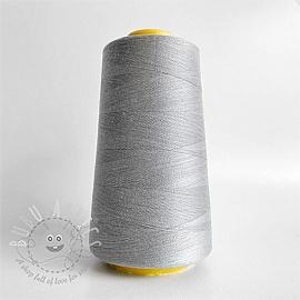 Lock yarn 2700 m silver