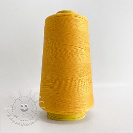 Lock yarn 2700 m yellow
