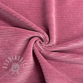 Nicky RIB pink