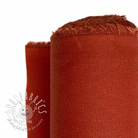 Oil skin HEAVY red