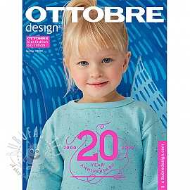 Ottobre design kids 1/2020