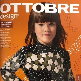 Ottobre design kids 4/2018