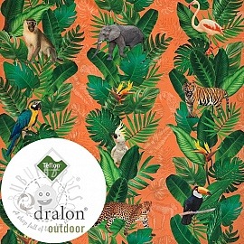 Outdoor decoration fabric TEFLON ANIMAL AMAZON