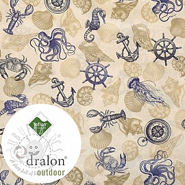 Outdoor decoration fabric TEFLON COSTA NAUTICA