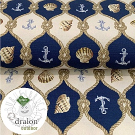 Outdoor decoration fabric TEFLON MEDITERRANEAN