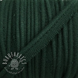 Piping tape jersey dark green