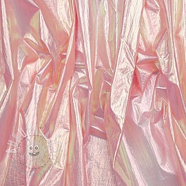 Raincoat fabric Pearl pink