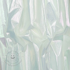 Raincoat fabric Pearl white