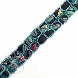 Ribbon Framalio aqua