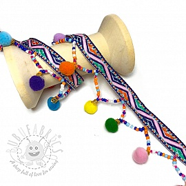 Ribbons Beads 5