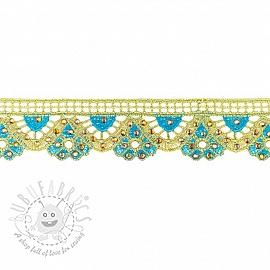 Ribbons Diamond aqua