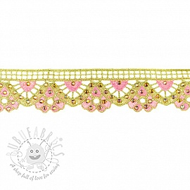 Ribbons Diamond pink