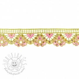 Ribbons Diamond pink