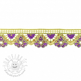 Ribbons Diamond purple