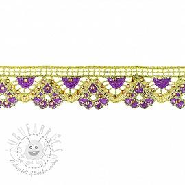 Ribbons Diamond purple
