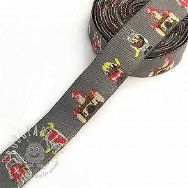 Ribbons Viking grey