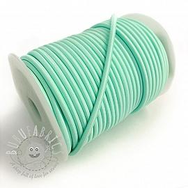Round elastic 5 mm light mint