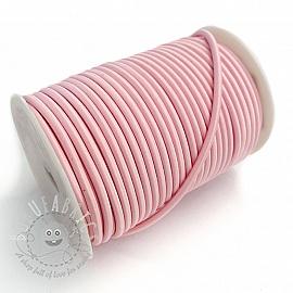 Round elastic 5 mm pink