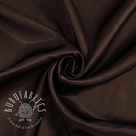 Satin dark brown