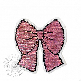 Sequins reversible Bow