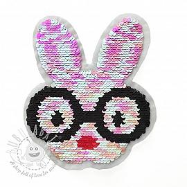 Sequins reversible Bunny