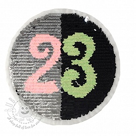 Sequins reversible Circle 23