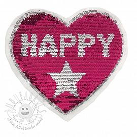 Sequins reversible Happy girl