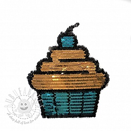 Sequins reversible Muffin