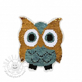 Sequins reversible Owl
