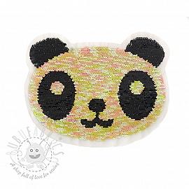 Sequins reversible Panda multi