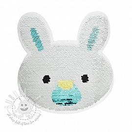 Sequins reversible Rabbit