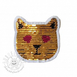 Sequins reversible SMALL Cat