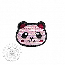 Sequins reversible SMALL Panda