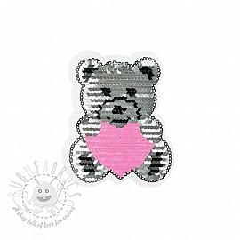 Sequins reversible SMALL Teddy