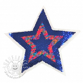 Sequins reversible Star