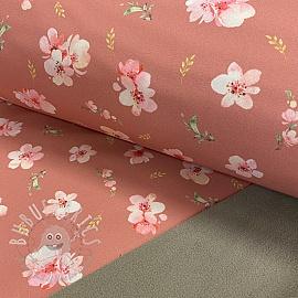 Softshell Cherry blossom old pink