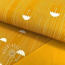 Softshell Umbrella ochre