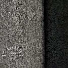 Softshell melange dark grey
