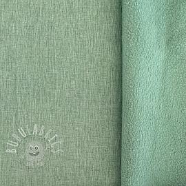 Softshell melange old green