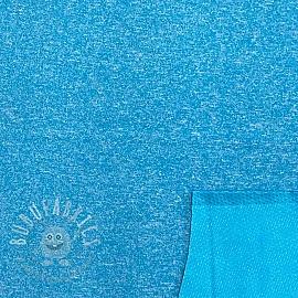 Softshell mesh MELANGE blue