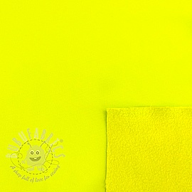 Softshell NEON yellow