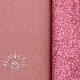 Softshell old pink