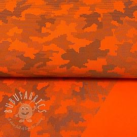 Softshell Reflex NEON orange