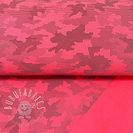 Softshell Reflex NEON pink