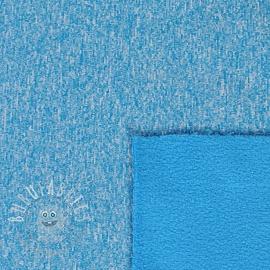 Softshell MELANGE blue